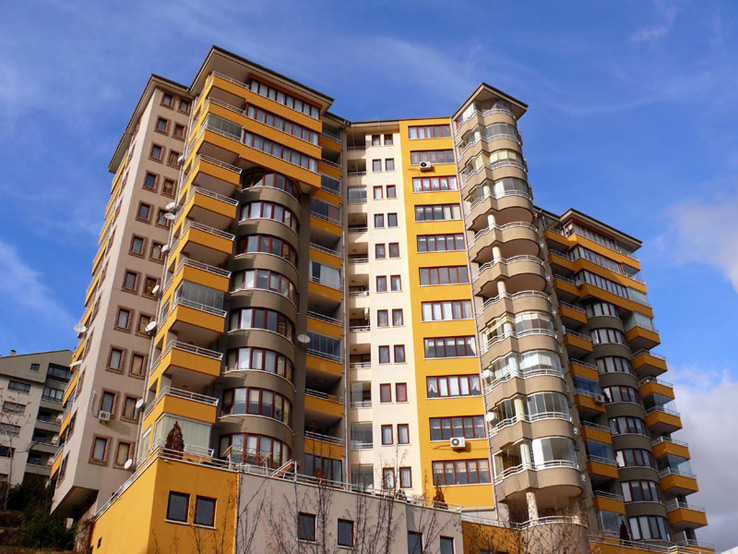 Aykon İnşaat - Yeşil Vadi Evleri parke çeşitleri