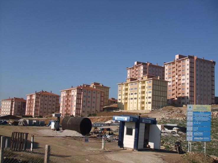 Ermit Mühendislik - İzmir Tire parke Döşeme