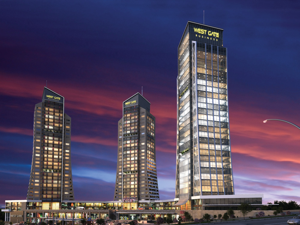 West Gate Residence - Ankara Lüks Parke Firmaları